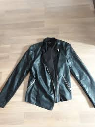 new look biker jacket tall faux leather