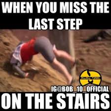 Stair Jokes | Kappit via Relatably.com