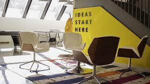 Office design solutions Innovative Workflexibilityflexibleworkspacespaperworld2019future Offices Workspacedesignsolutionsforthefutureofficeatpaperworld