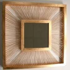 Image Wreath Unique Diy Picture Frames Dig The Unusual Circlepunched Pattern Of Treecycles Mirror Pinterest 72 Best Unusual Picture Frames Images Picture Frame Picture