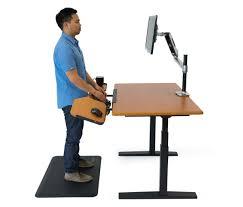 Standing Desk Extension Elevon Ergonomic Keyboard Tray For Standing Desks And Treadmill Desks