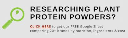 Best Plant Based Protein Powder Reviews Compare 25 Vegan