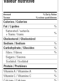 Nutrition Labels Template Available Labels Make Your Own Nutrition Facts Labels