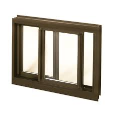 series 6200 heavy commercial architectural aluminum thermal break sliding windows
