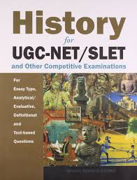 buy history for ugc net slet and other competitive examinations  buy history for ugc net slet and other competitive examinations for essay type analytical evaluative definitional and text based questions book online