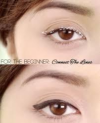 liquid eyeliner hacks tips and tricks