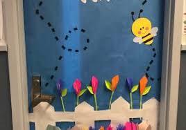 spring classroom door decorations. Classroom Door Decorations U Decoration S And Colorful Party Dining Room Spring Decorating Ideas For A