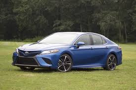 2018 camry.  Camry Exterior Of The 2018 Toyota Camry In A