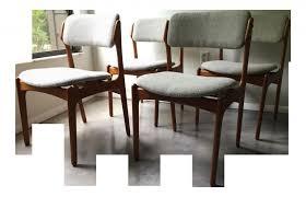 dining chair smart dining table chairs modern elegant vine erik buck o d mobler danish