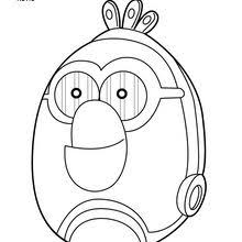 Small Picture ANGRY BIRDS STAR WARS coloring pages 9 free online printables