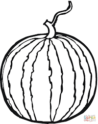 Small Picture Watermelons coloring pages Free Coloring Pages