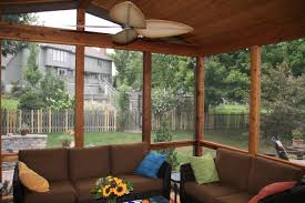 Screened In Porch Design decorating a screened in porch leawood ks screened porches 6161 by uwakikaiketsu.us