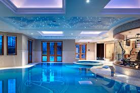 home swimming pools at night. Swimming-Pool-Indoor-At-Home-idea (13) Home Swimming Pools At Night