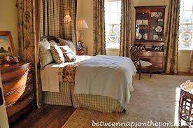 Superior Bedroom In Southern Living Idea House In Senoia Georgia