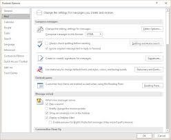How Do I Add Change Setup Install Email Signature Outlook 2013