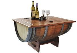 wood barrel furniture. Napa East Wine Barrel Coffee Table Wood Furniture S