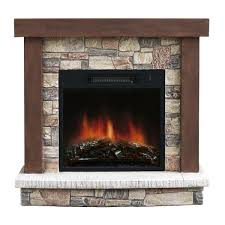 faux stone electric fireplaces faux stone electric fireplace entertainment center