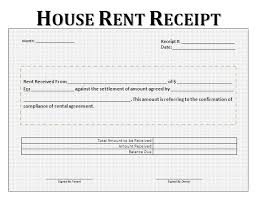 printable rent receipt template printable blank invoice nice house rent receipt template