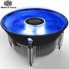 <b>Cooler Master I70C</b> MINI <b>CPU</b> Cooler 12cm LED Blue Light Quiet ...