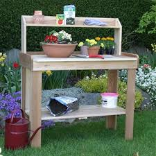 outdoor living today pb42 potting bench