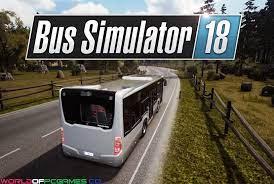 bus simulator 18 free