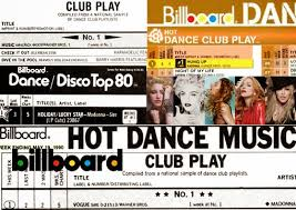 Billboard Disco Charts The Madonna Billboard Archives In Depth Madonna On The