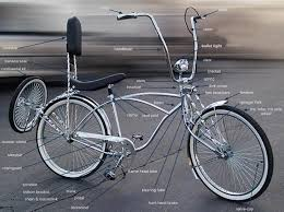 cruiser bicycle parts