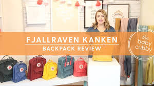 Fjall Raven Kanken Backpack Review Classic Mini