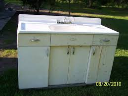 youngstown kitchen cabinet sink 1940 s 1950 s antique price