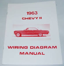 63 1963 chevy nova electrical wiring diagram manual mikes chevy 63 1963 chevy nova electrical wiring diagram manual image 1