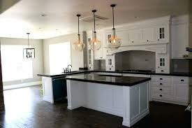 white kitchen pendant lights 3 oversized clear glass kitchen island pendant lighting featuring large white kitchen cabinet with black white kitchen island