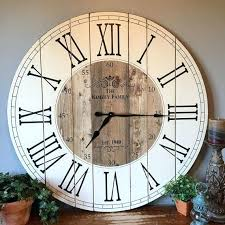 kitchen clocks bed bath and beyond kitchen clocks s kitchen wall clocks retros