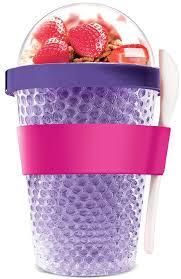Купить <b>asobu</b> Chill yo 2 go <b>0.38 л</b> - контейнер для йогурта и ...