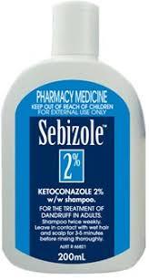 Ketoconazol voor op de hoofdhuid