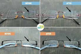 how to get scratches out of glasses how to remove scratches from glasses with just 1 how to get scratches out of glasses