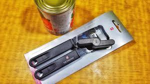 Открывалка для <b>консервов</b> Victorinox Utensils 7.6857.<b>3 нож</b> ...