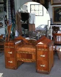 stunning vintage vanity desk with mirror 57 for your best interior