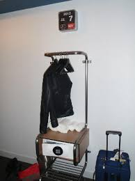 Hotel Coat Rack The Small Coat Rack With The Digital Safe Opposite The Door To The 69