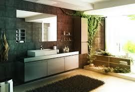Nice Bathroom Decor Nice Zen Bathroom Decoration Idea With Long Cabinet Again Square