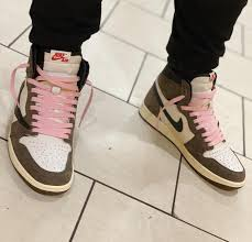 Nike Shoe Lace Chart Where To Buy Shoe Laces For Nike Travis Scott Cactus Jack