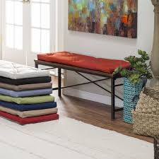 deauville 45 x 16 in storage bench cushion hayneedle
