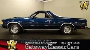 1981 Chevrolet El Camino - Louisville Showroom - Stock # 1287 ...