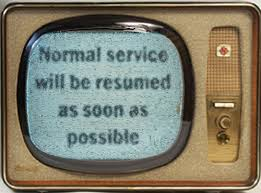 Resumed Mesmerizing Normal Service Will Be Resumed As Soon As Possible The Renaissance