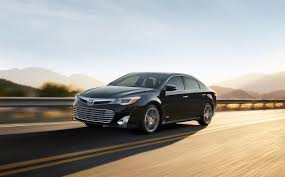 2015 Toyota Avalon XLE Touring: Refining the Flagship [Review ...