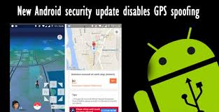 Android Disabled Security By Gps Go Pokemon Spoofing Update wyfxtqX7v8