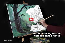 the best oil painting you channels from thousands of top oil painting you channels in our index using search and social metrics