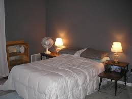 Twin Platform Bed Without Headboard And Wood Nighstand Table For Small  Bedroom Spaces Ideas
