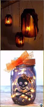 diy halloween lighting. DIY Mason Jar Lighting Tutorial - Halloween Light Projects Instructions Diy