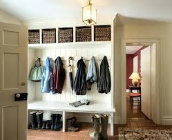 Entry Bench With Storage And Hooks Mudroom Narrow Shoe Bench For Entryway  Small Entryway Bench Ideas Mudroom ...