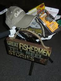Fisherman Gift Basket